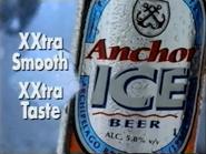CH5 sponsor billboard - Anchor Ice - 1997