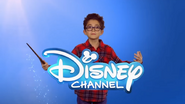 Disney Channel ID - Nicolas Bechtel (2017)