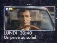 MV1 promo - Un prive au soleil 1990