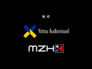 Yatsu Audiovisual MZH logo - 2001