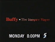 CH5 promo - Buffy the Vampire Slayer - 1997