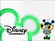 Disney Channel ID - Rayna Cartflight (2005)