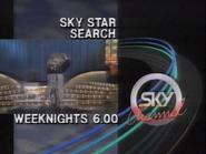 Sky Channel promo - Sky Star Search - 1989