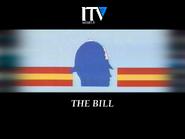 ITV World slide - The Bill - 1989