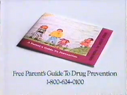 Parents Guide to Drug Prevention URA PSA 1991