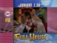 Sky One promo - Full House - 1993