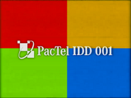 CH5 sponsor billboard - Pac Tel IDD 001 - 1997
