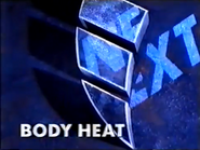 Centric promo Body Heat 1994