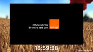 Red Cooperativa x Pubg clock (Orange) 2018