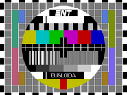 ENT testcard - 1989