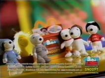 McDonald's PS TVC - McLanche Felize - De Estilos de Snoopy - 2005