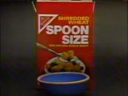 Nabisco Shredded Wheat TVC - 9-7-1986