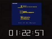 SRT clock - Grupo Motta bancos - February 27, 1999