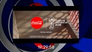 ECN clock 2018 - Coca-Cola FFAI World Cup