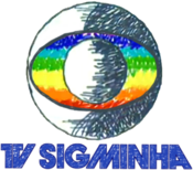 TV Sigminha logo 2000