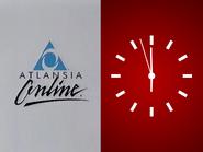 Telemundo clock - AOL - 2000