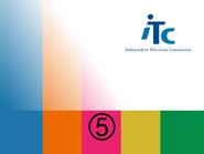 Channel 5 ITC slide 1997