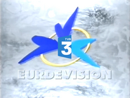 Eurdevision TVR3 ID 2003
