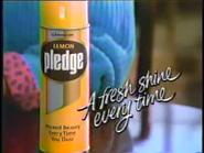 Lemon Pledge TVC 1986