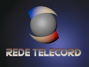 Rede Telecord ID - 1995 - Blue