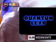Sky One promo - Quantum Leap - 1995
