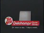 Delchamps TVC 1986