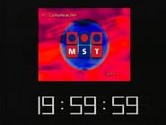 SRT - MST clock (January 13, 2002)