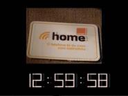 SRT clock - Orange Home (2008)