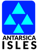 Antarsica Isles logo 2005