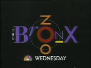 NBC promo - The Bronx Zoo - 3-25-1987 - 2