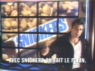 Snickers Roterlanese TVC 1990