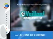 Cadena 3 Vaillant sponsor tag 2000