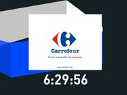 FOX - Carrefour clock 2003