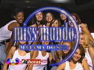 SRT promo - Miss Mundo Matama do Sul - 1998