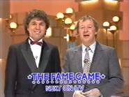 ITV promo The Fame Game 1985