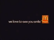 Mcdonalds cheyenne we love to see you smile