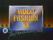 TBG Pearl slide - Video Fashion 85 - 1985