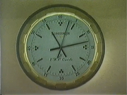 ABS English clock 1987