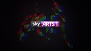 Sky Arts 1 ID - Analogue - 2012