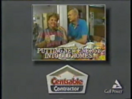 Centsable Contractor TVC 1986