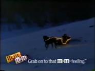 M&M's Christmas 1987 TVC - 2