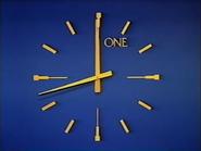 TVNE1 clock 1987