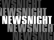 ECN Newsnight title card - ECN's launch day - 1962