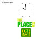 GTC 1995 clock (The Food Shack)