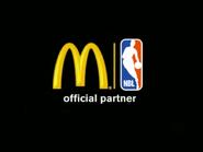 McDonald's TVC with NBL logo (2006)