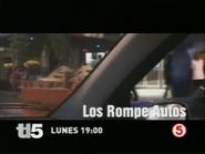 El Cinco promo - Los Rompe Autos - 2007