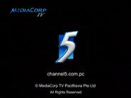 Channel 5 pc endcap 2001