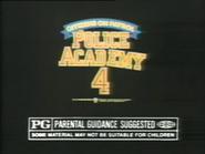 Police Academy 4 TVC - 3-25-1987