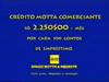 Banco Motta e Azorita TVC - Credito Motta Comerciante - 1996