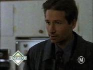 TBC X Files sponsorship billboard Diamond 1996